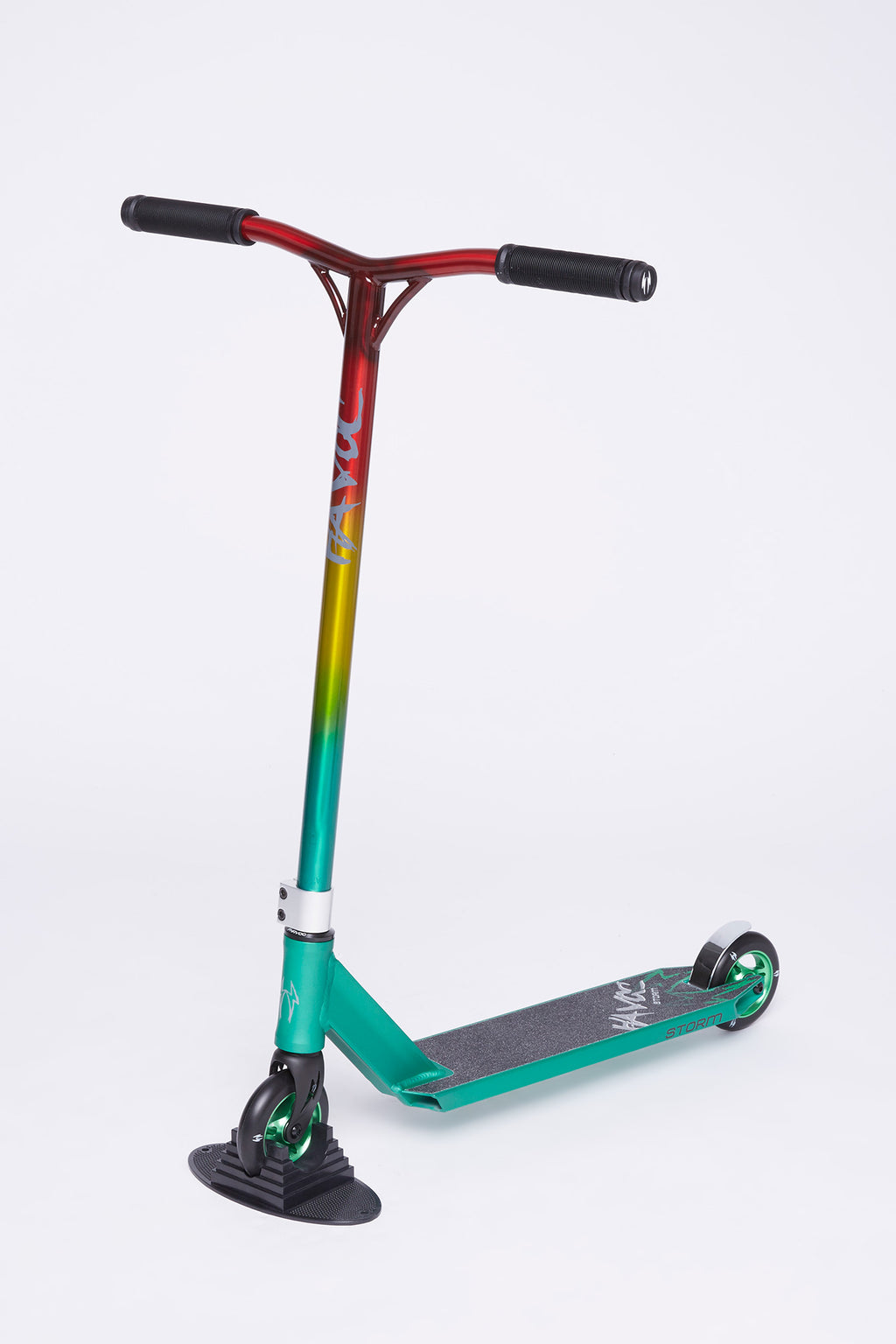 Havoc Storm Rasta Scooter