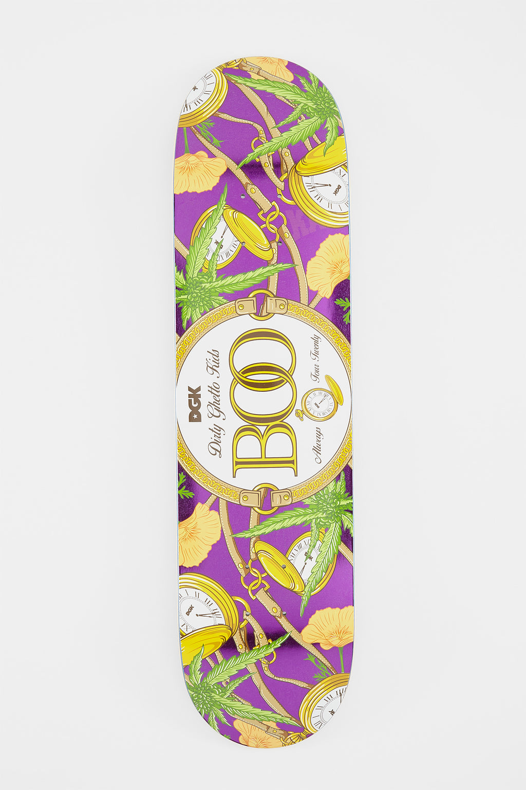 DGK Luxury Boo Skateboard Deck 8""