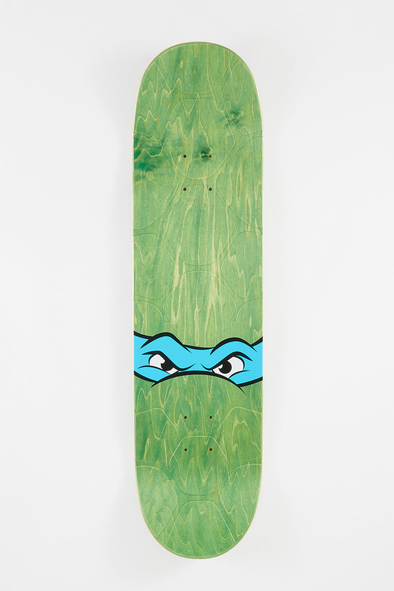 Ninja Turtles x Santa Cruz Leonardo Skateboard Deck