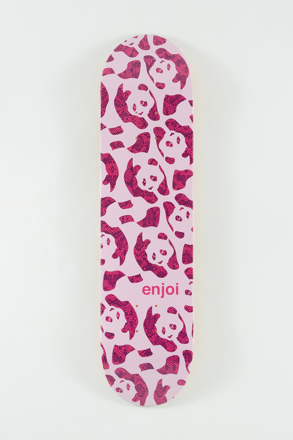 Enjoi Repeater Pink Camo Skateboard Deck 8""