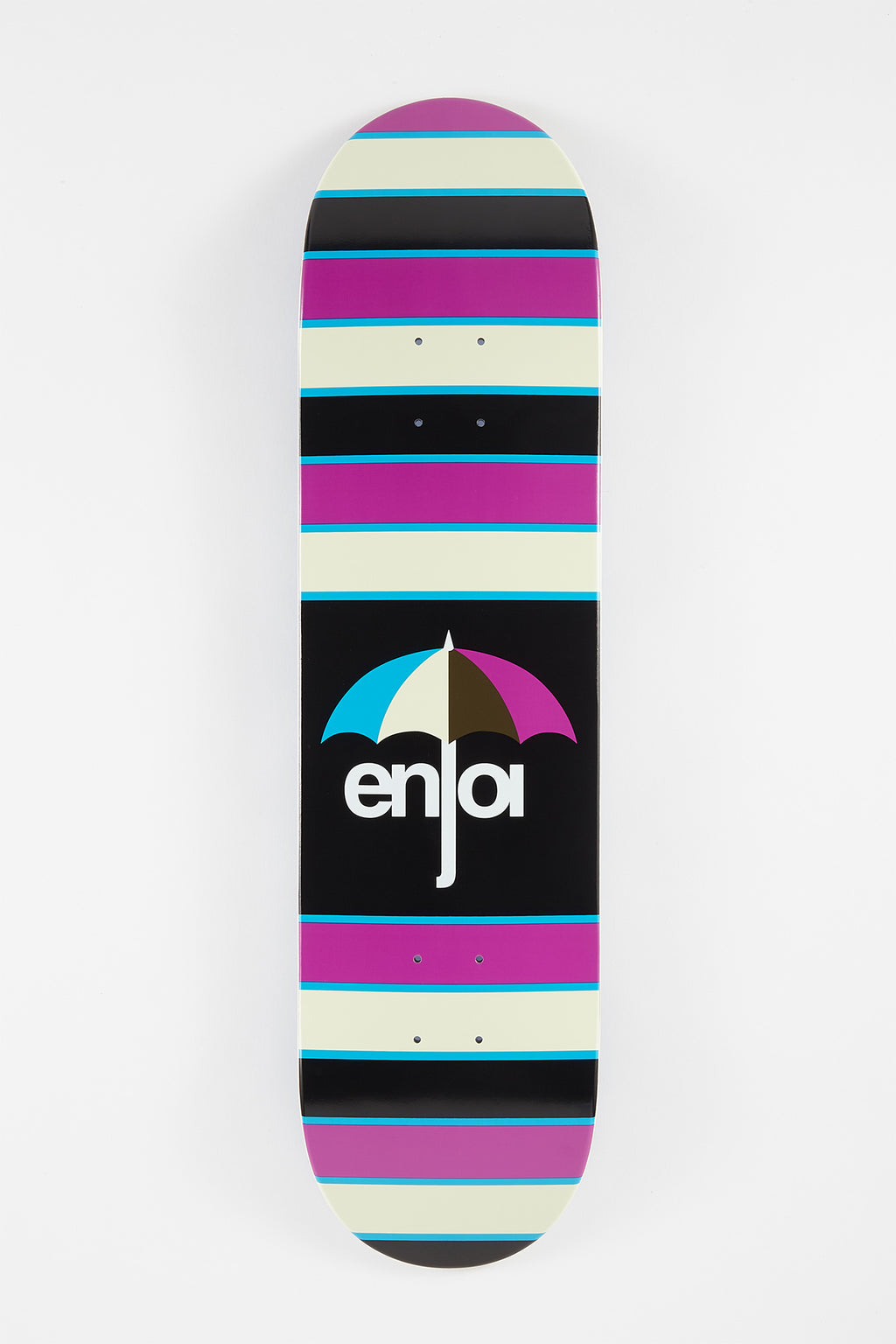 Enjoi Strpied 8.0 Umbrella Skateboard Deck