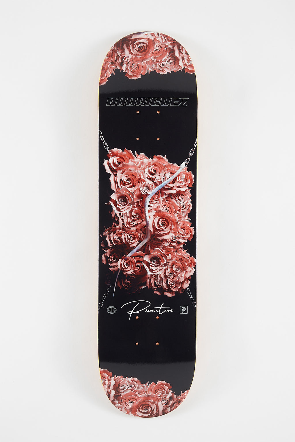 Primitive Rodriguez No Lies Skateboard Deck 8""