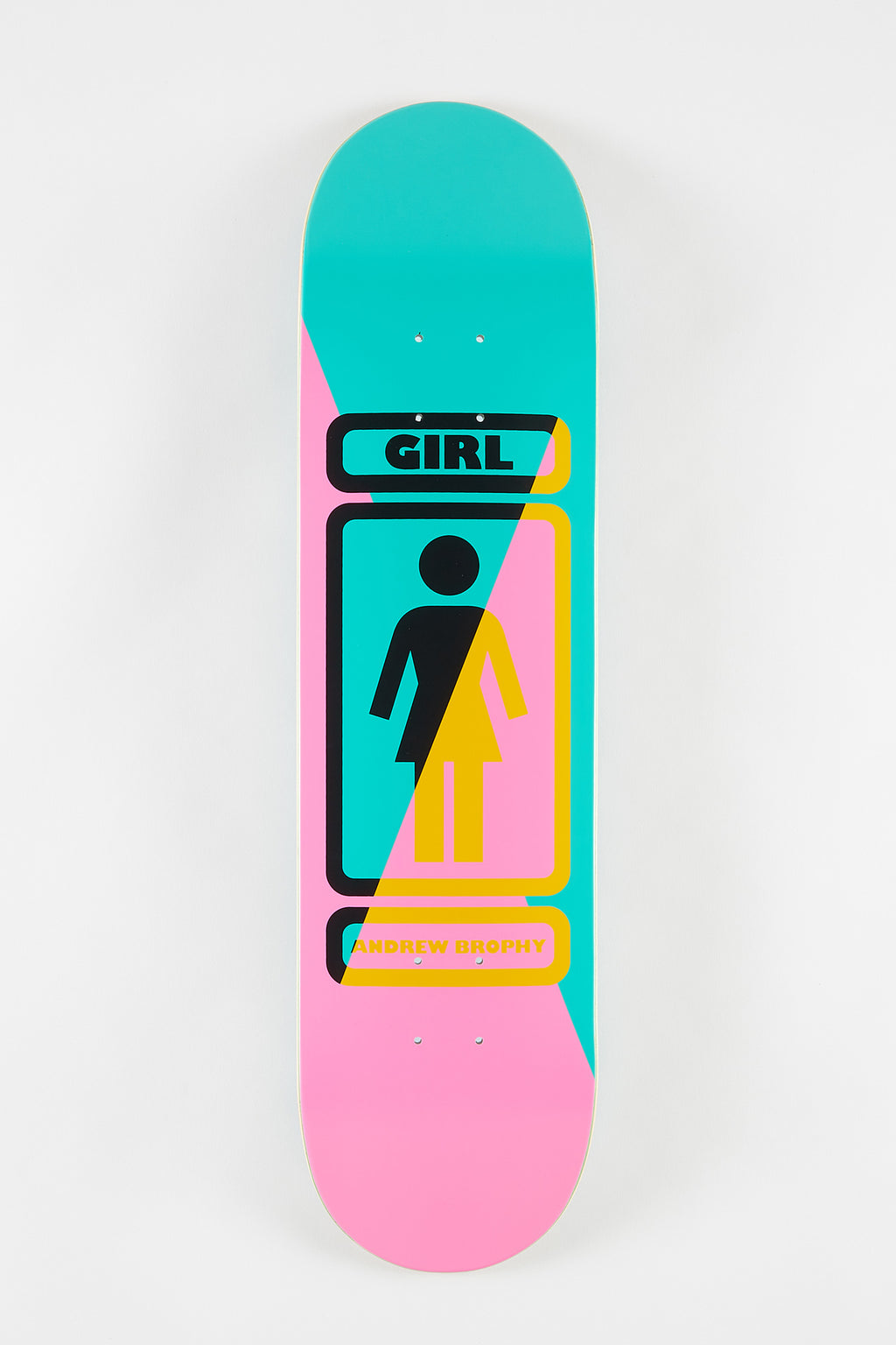 Girl 93 Till Brophy Skateboard Deck 8""