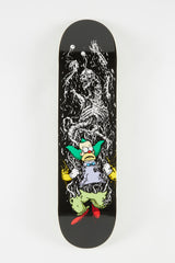 Zero Springfield Massacre Krusty Skateboard Deck 8""