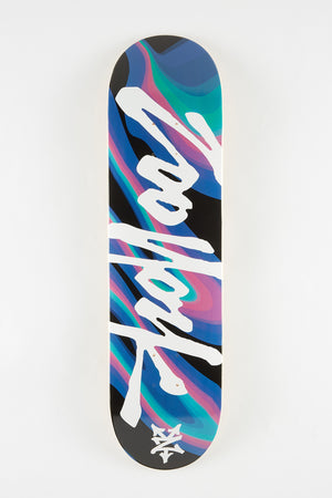 Zoo York Galaxy Skateboard Deck 8.1""