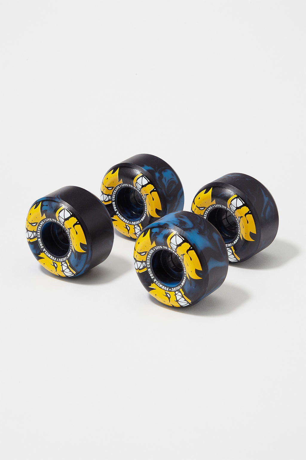 Spitfire F4 Afterburn 52mm Skateboard Wheels