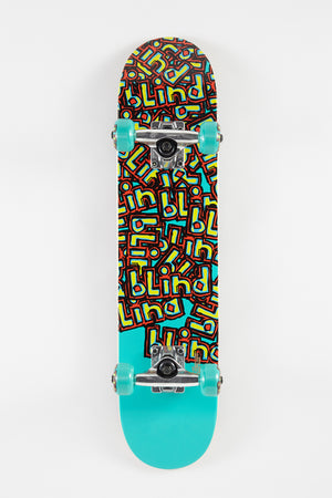 Blind Letter Drop Micro 6.5 Skateboard