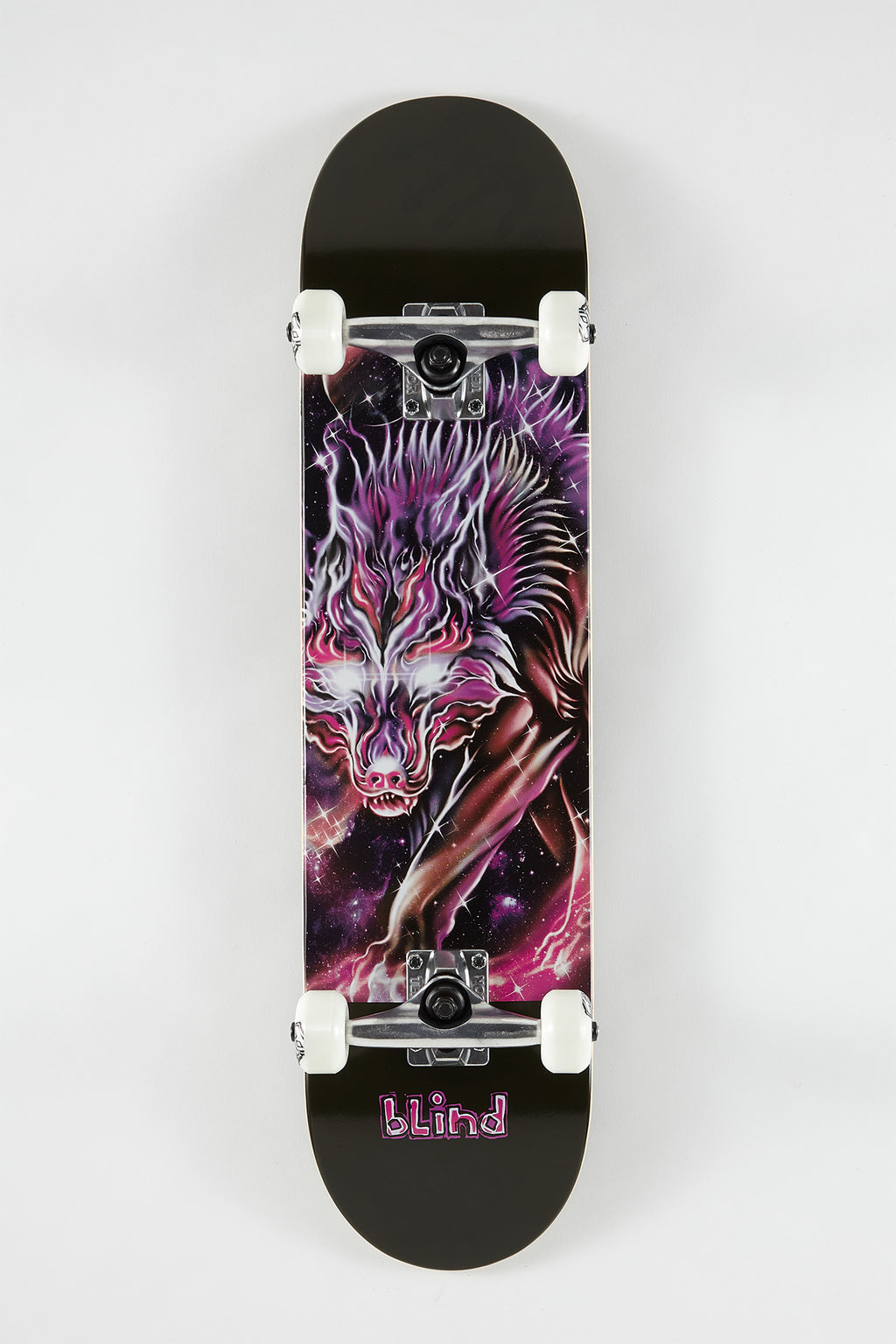 Blind Cosmic Wolf First Push Skateboard 7.625""