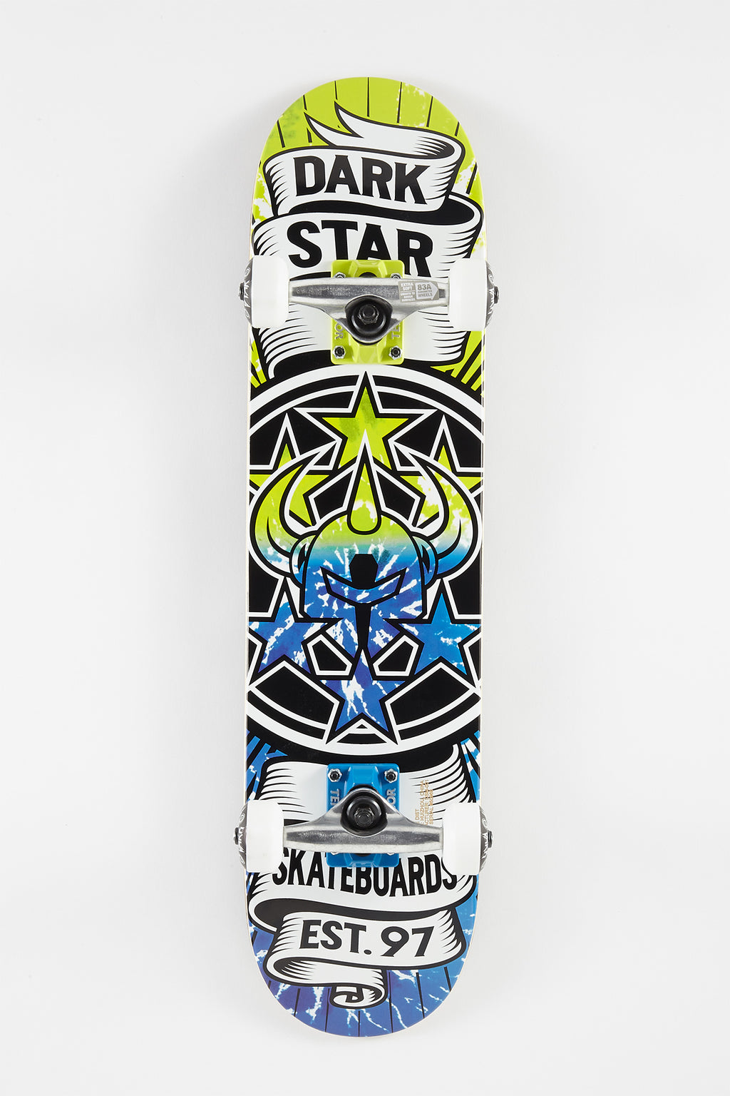 Darkstar Civil Mini 7' Banner Skatebaord
