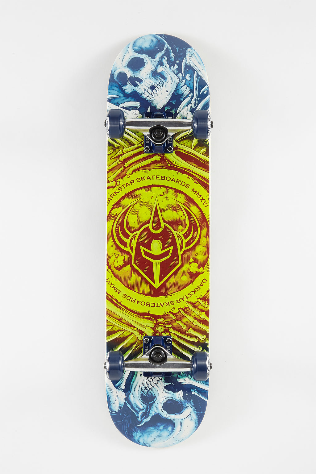 "Darkstar Remains 7.75"" Skateboard"