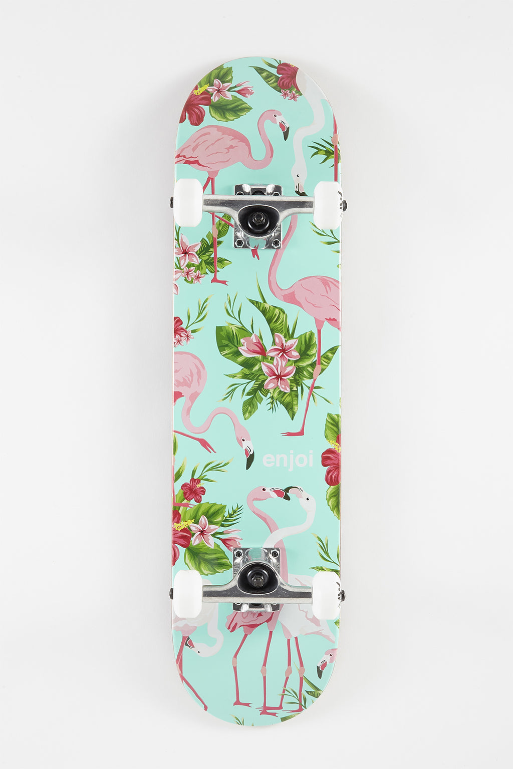 "Enjoi Flamingo 7.75"" Skateboard"