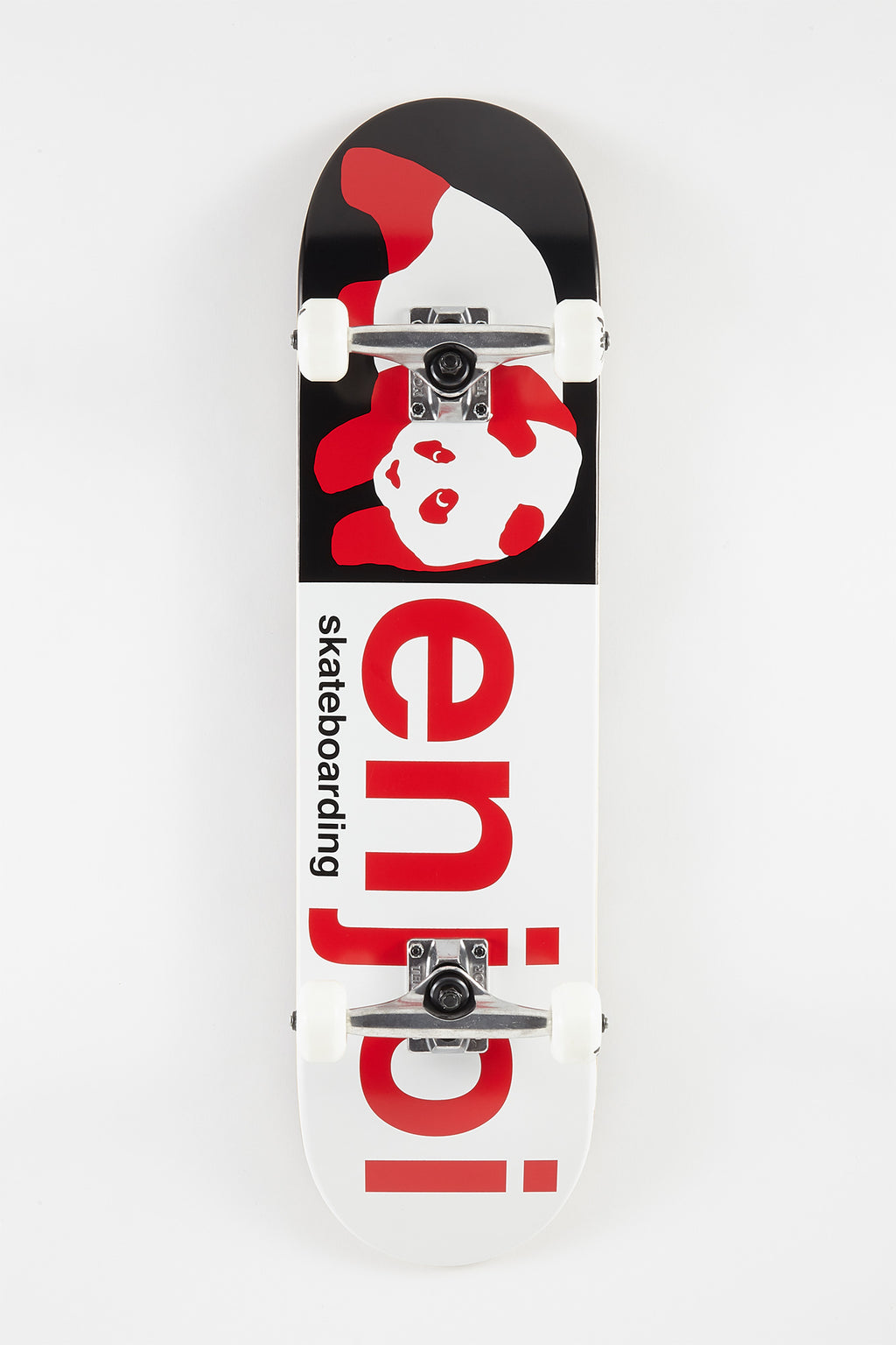 Enjoi Half and Half Skateboard 8""