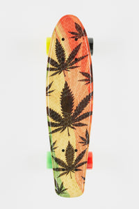 Rasta Leaf Cruiser 27""