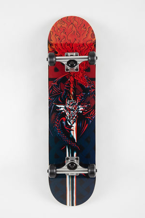 Arsenic Dragon Skateboard 7.75""