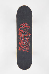Zoo York Space Train Skateboard 8.25""