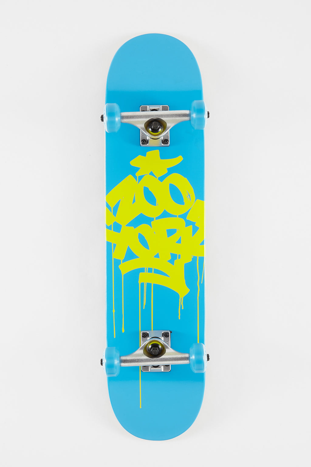 Zoo York Graffiti Skateboard - 7.5""