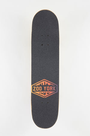 Zoo York Gradient Hexagon Skateboard - 7.75""