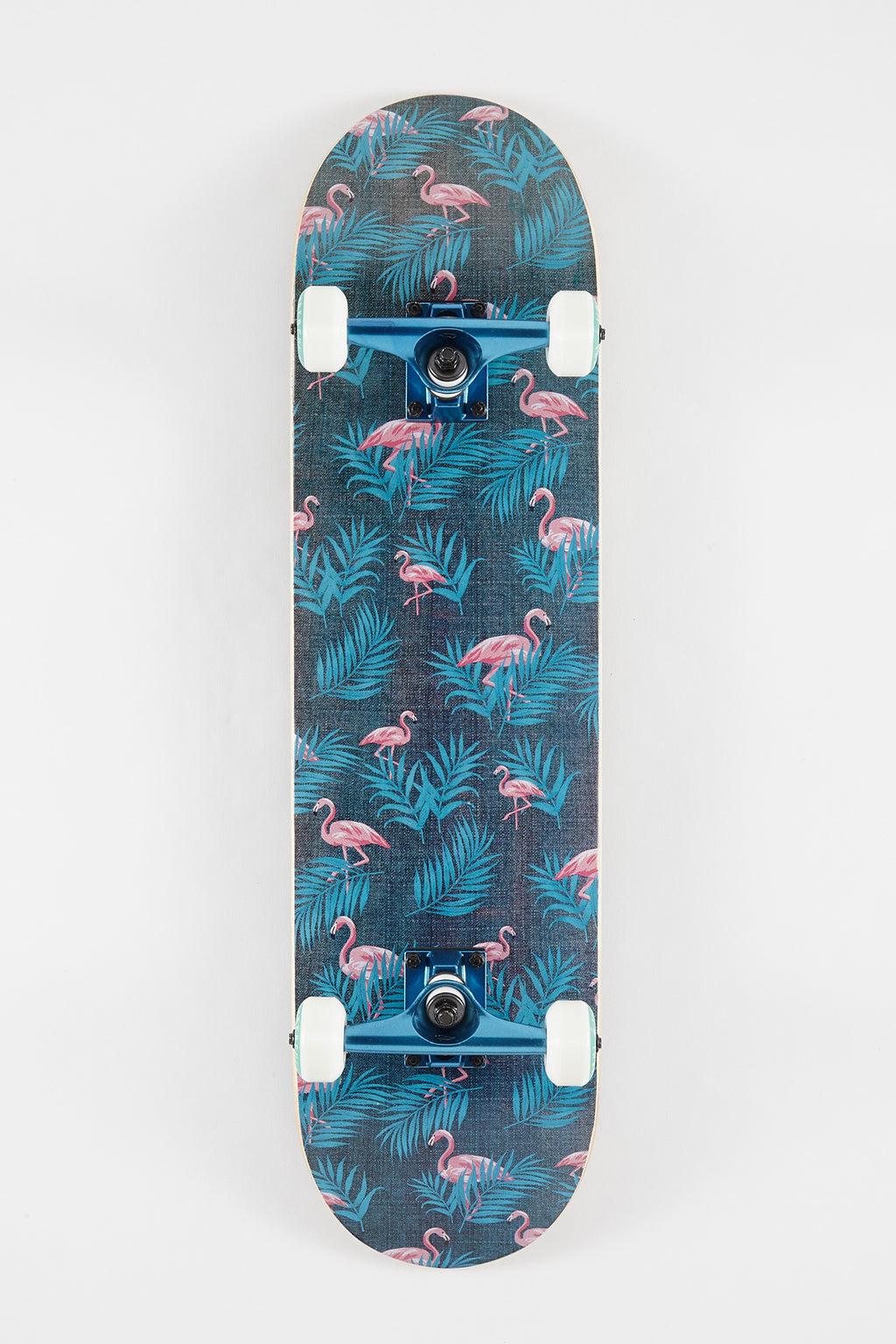 Wonderful Flamingo Skateboard - 8""