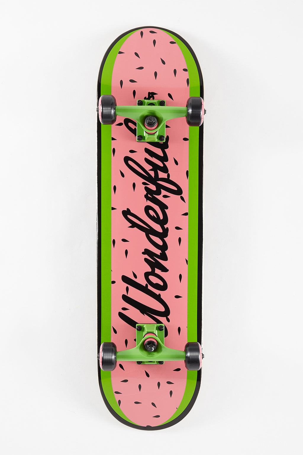 Wonderful Watermelon Skateboard - 8""