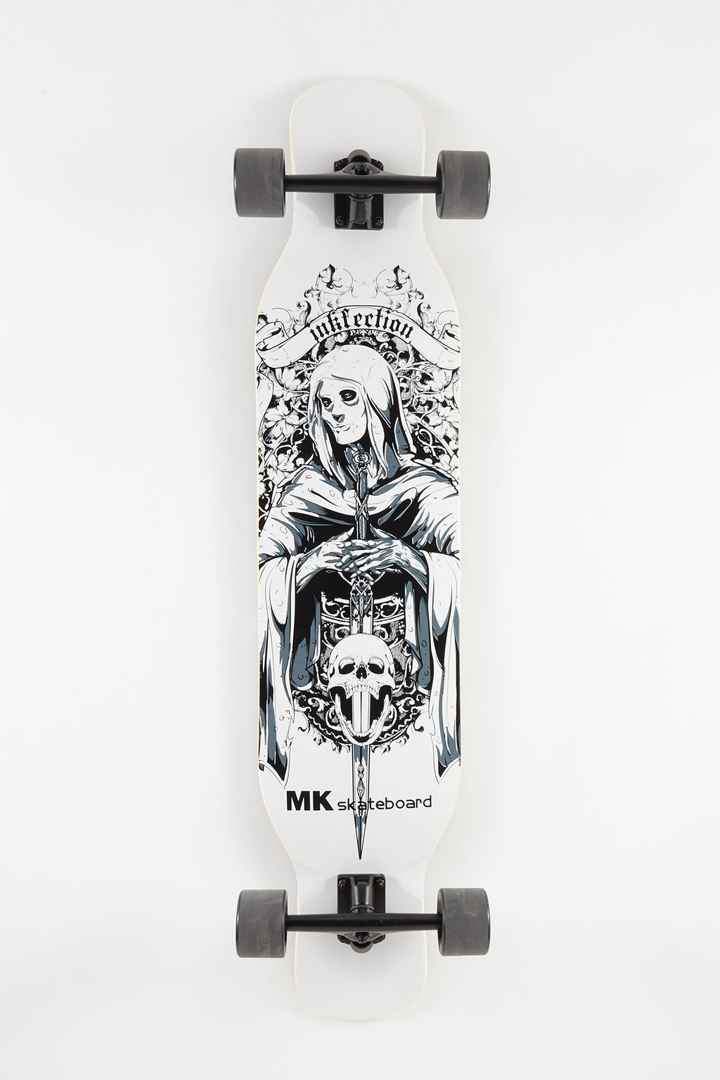 MK Drop Down Inkfection Longboard 43""