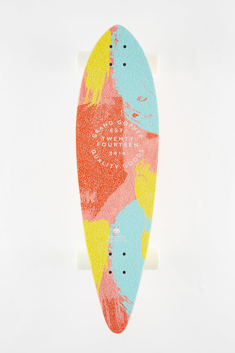 "Grand Gopher Stokes 36"" Longboard"