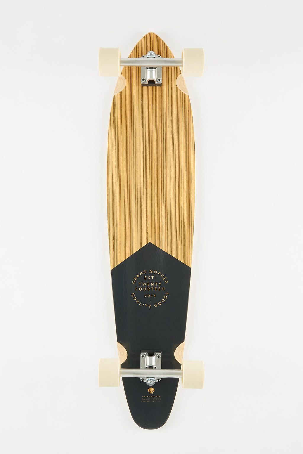 "Grand Gopher Brownie 42"" Longboard"