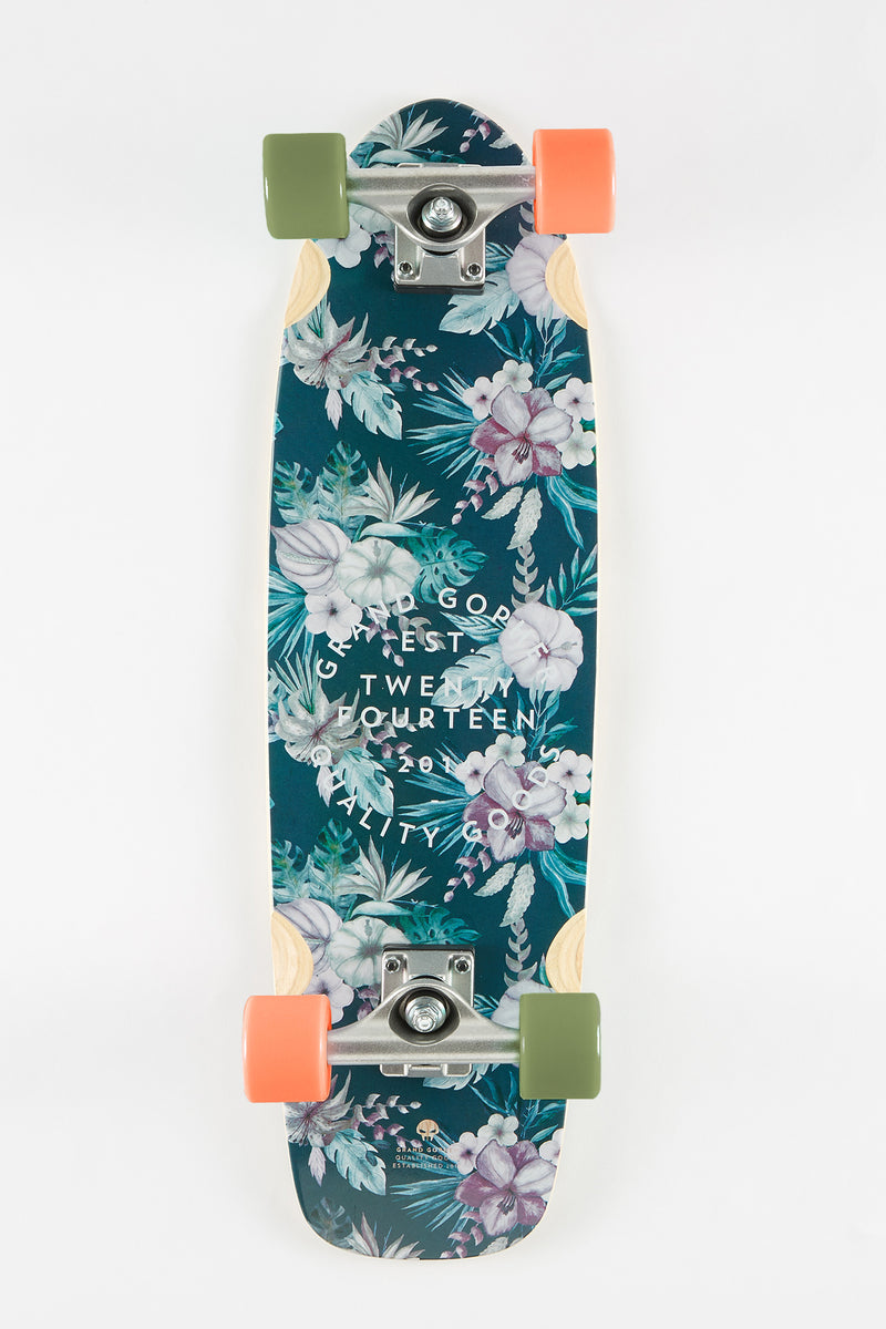 "Grand Gopher Floral 28"" Cruiser"