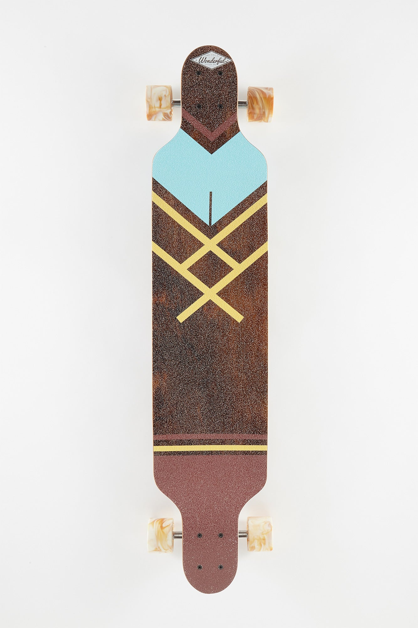 Wonderful Drop Down Longboard 42""
