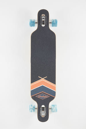 "Wonderful Sunset DT 40"" Longboard"