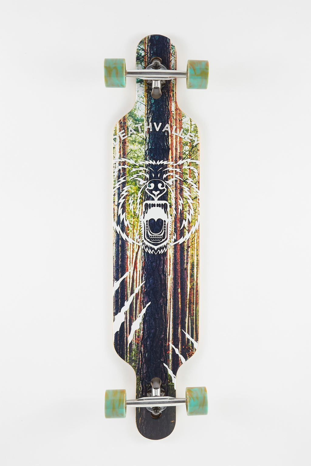 Death Valley Bear Drop Through Longboard 42""
