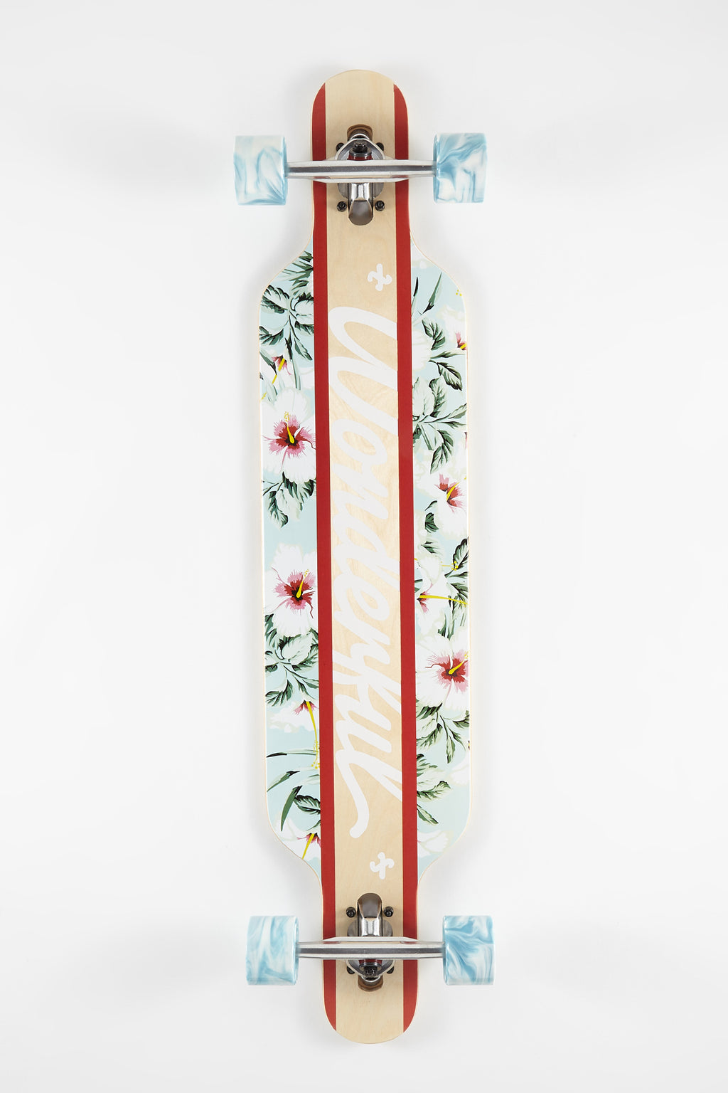 Wonderful Floral Longboard - 42""