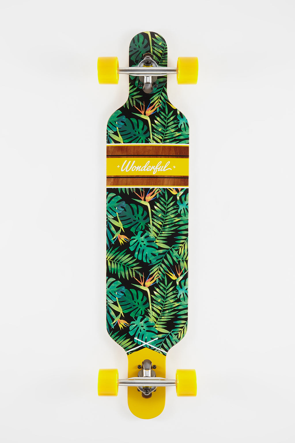 Wonderful Tropical Longboard - 42""