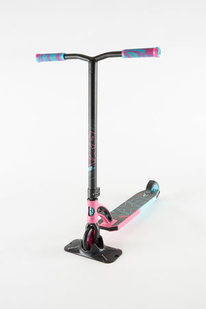 Madd Gear VX8 Pro Scooter - Pink/Teal