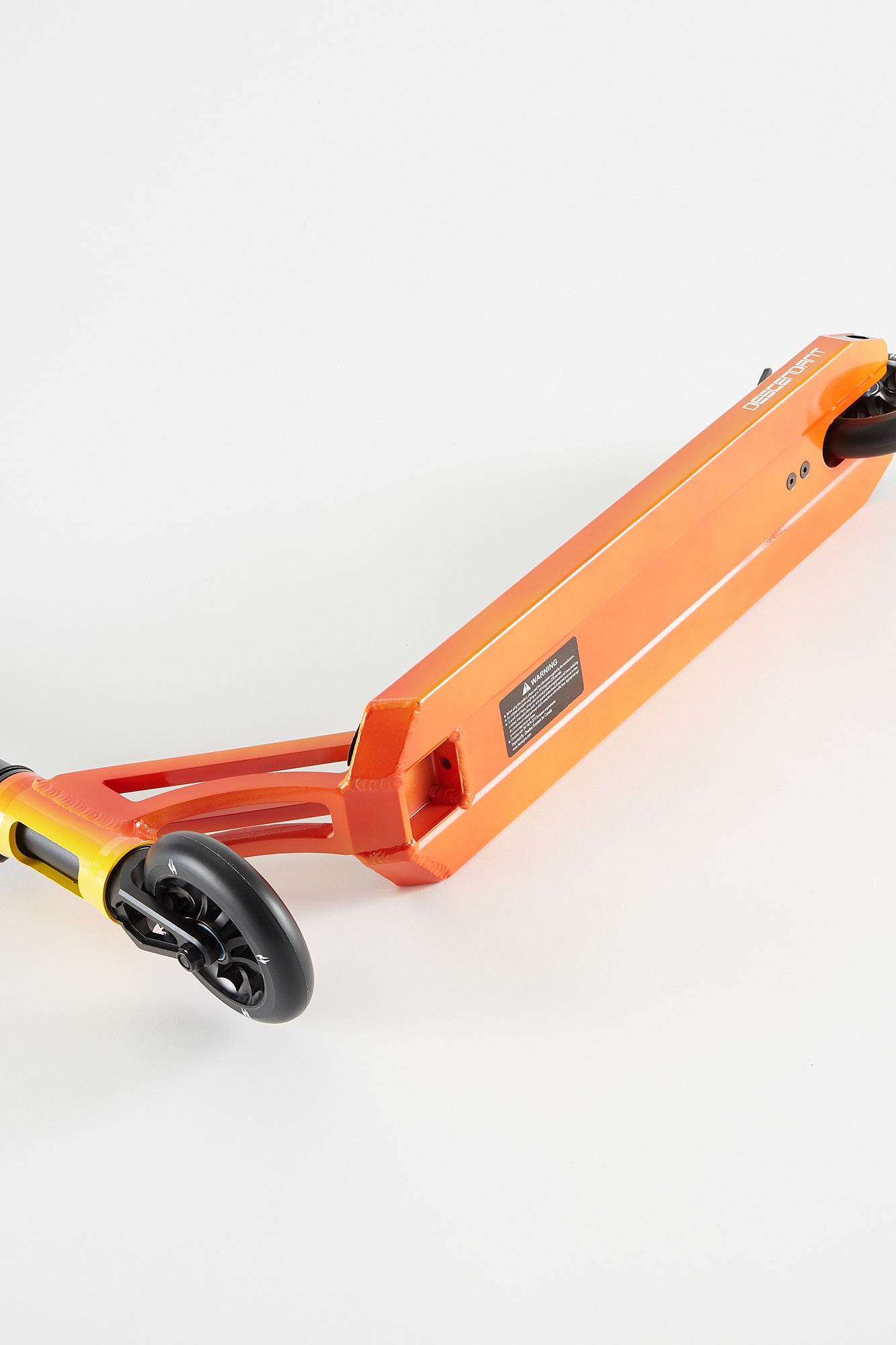 Haavoc Decendant Pro Scooter - Orange