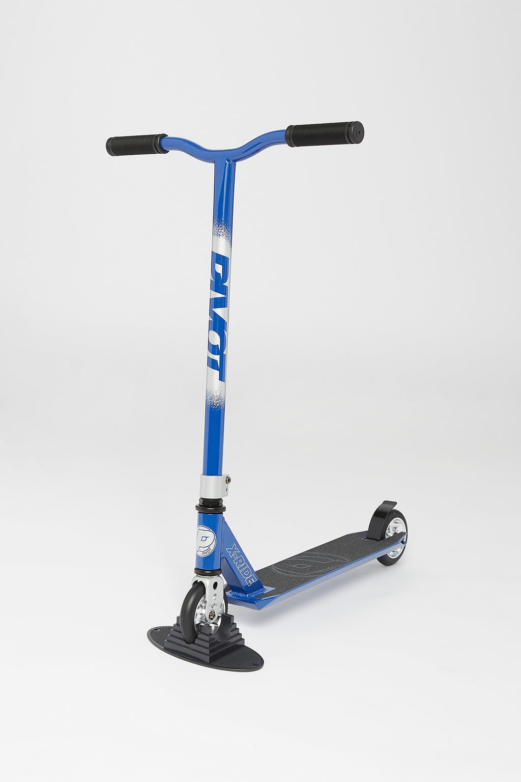 Pivot X-Ride 9 Blue Scooter