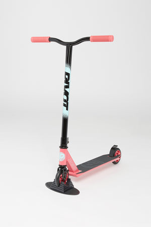 Pivot X-Ride 9 Coral Scooter