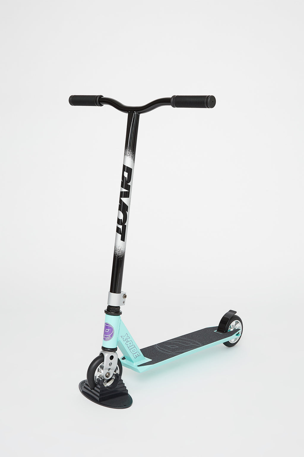 Pivot X-Ride 9 Teal Scooter
