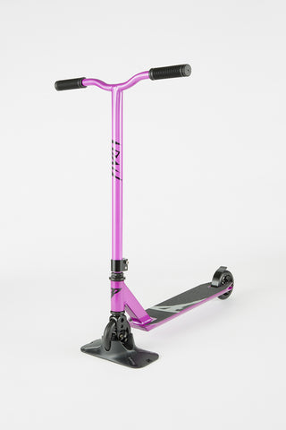 Pivot X-Ride 9 Purple Scooter