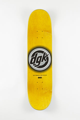 DGK Fresh Wade 8.06 Skateboard Deck