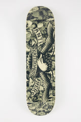 Anti Hero Fan Club 8.25 Skateboard Deck