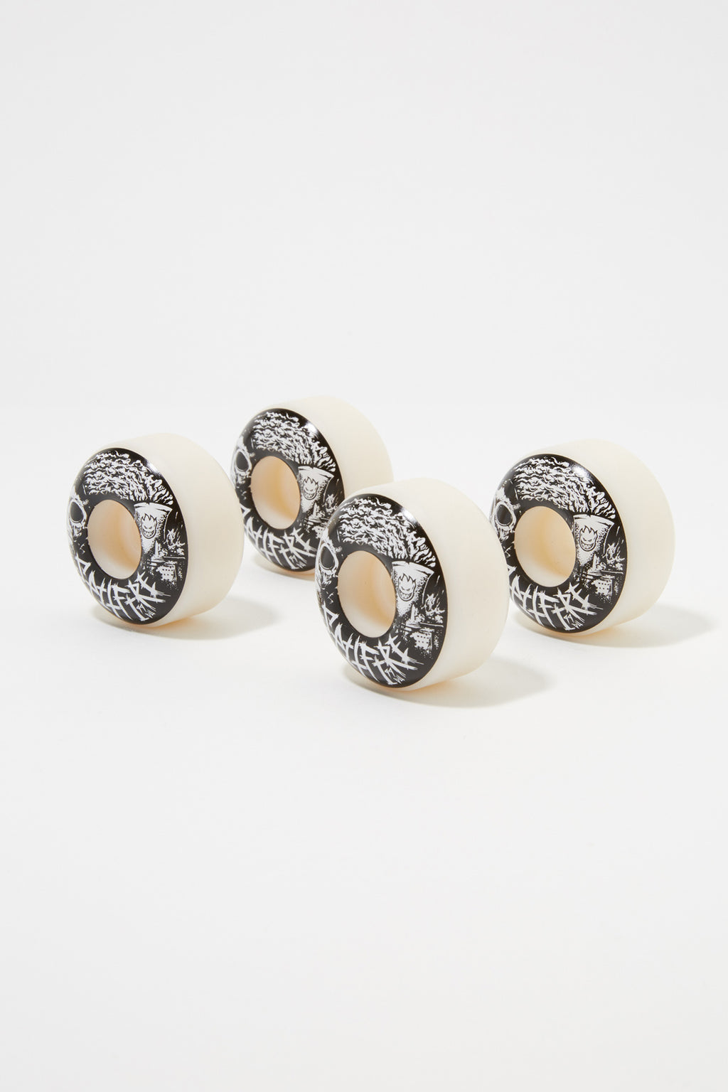 Spitfire Spitcrust 99D 55mm Wheels