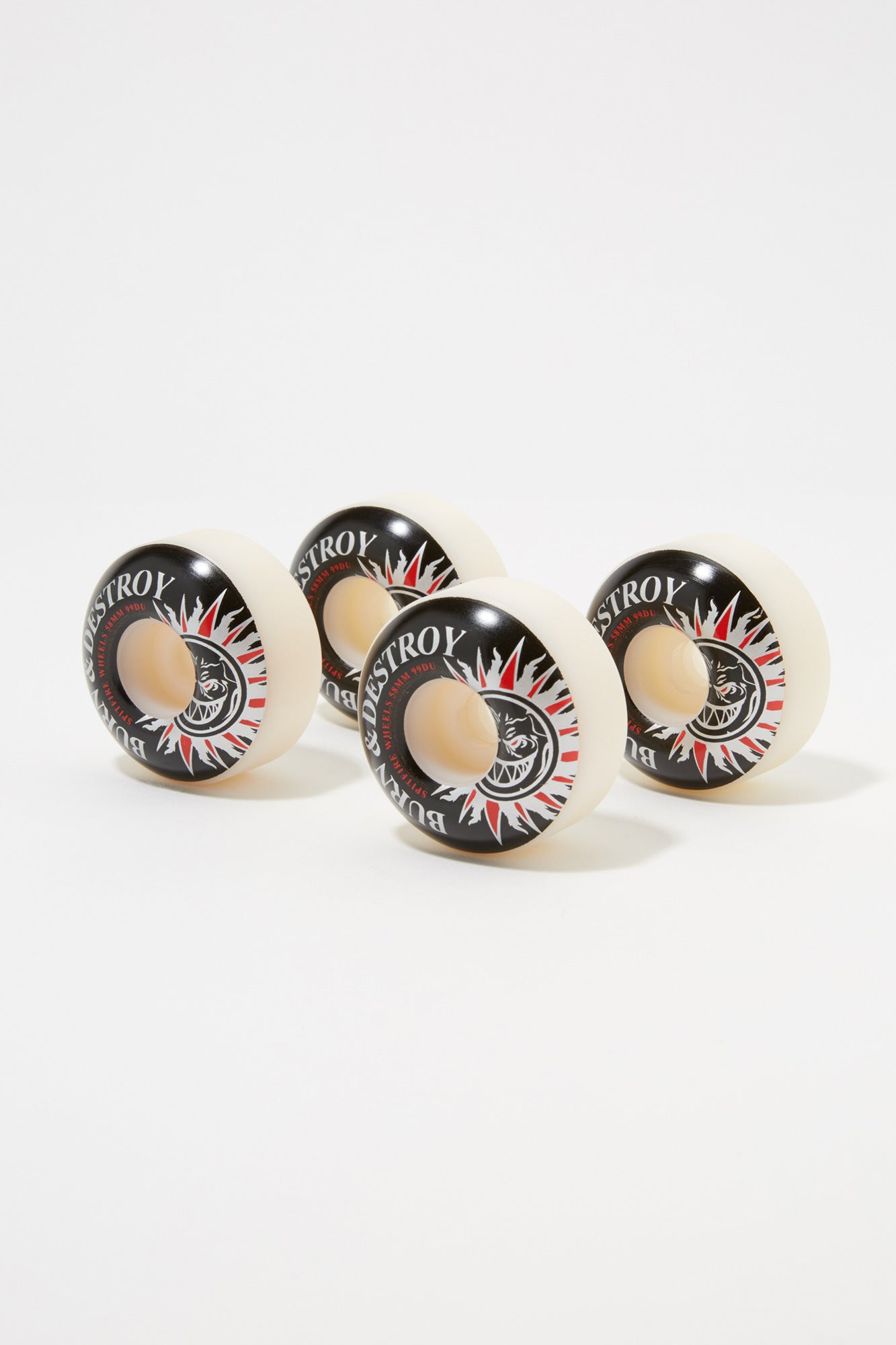 Spitfire 99D Burn & Destroy 58mm Wheels