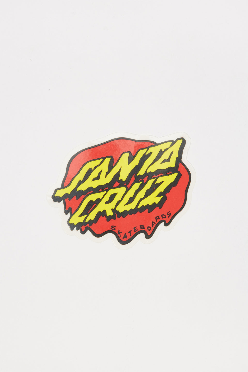 "Santa Cruz Slime 3.5"" Sticker"