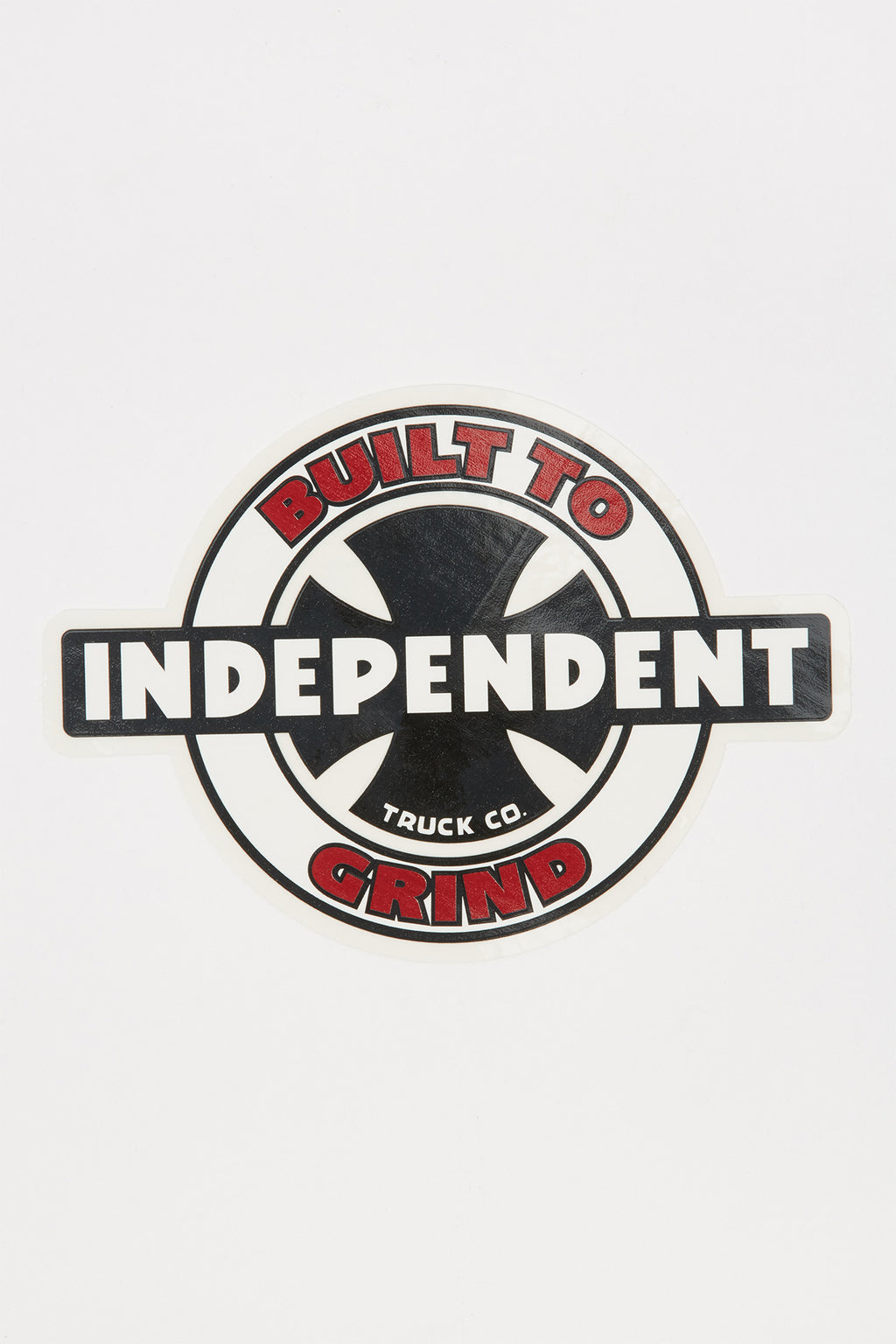 "Independent BuiltToGrind 5.5"" Sticker"
