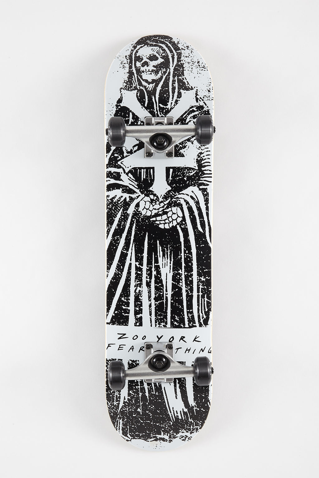 Zoo York Cloaked Skateboard 8""