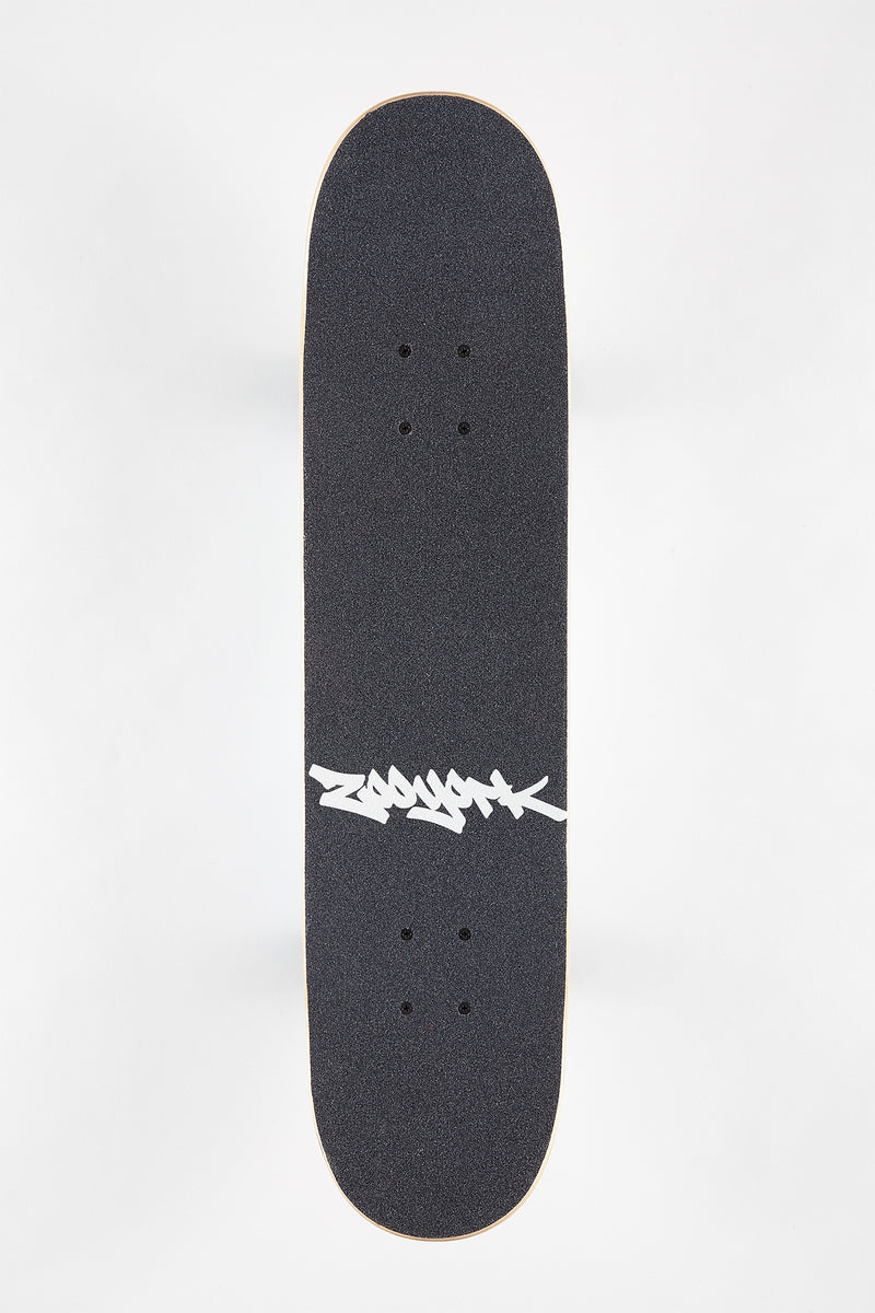 Zoo York Tie Dye Skateboard 7.5""