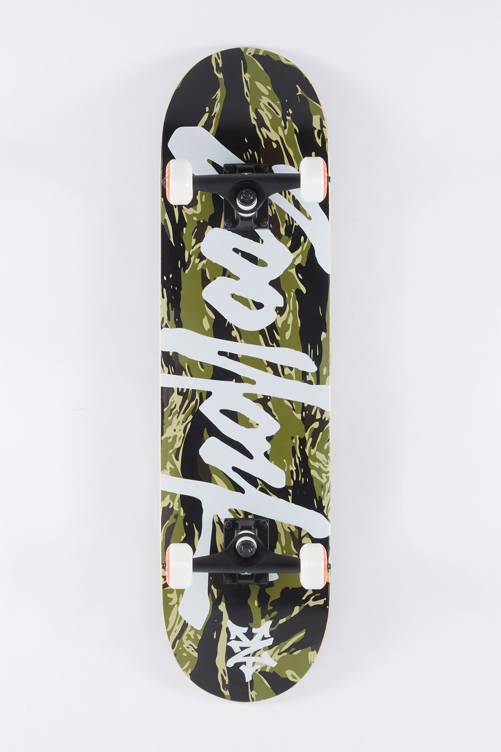 Zoo York Tiger Camo Skateboard 8""