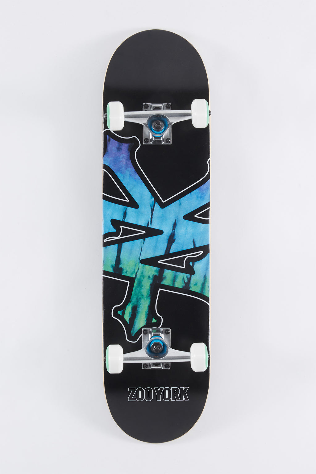 Zoo York Tie Dye Skateboard 8""