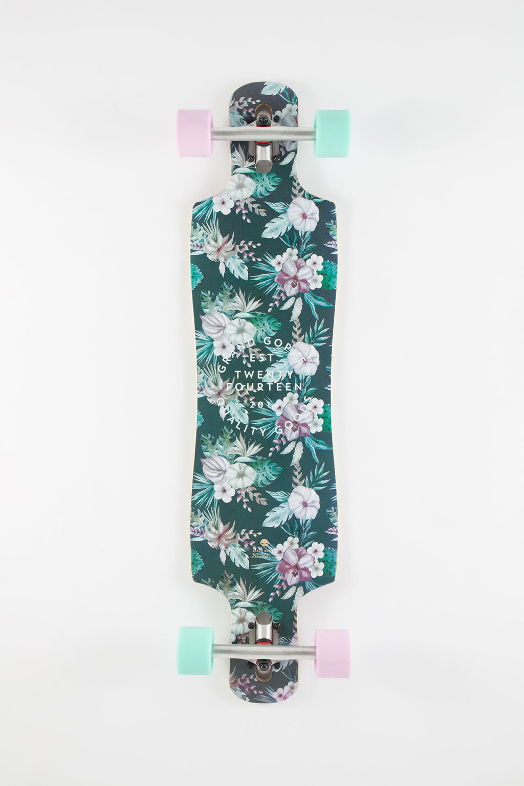 Grand Gopher Flora Paradise Longboard 39""