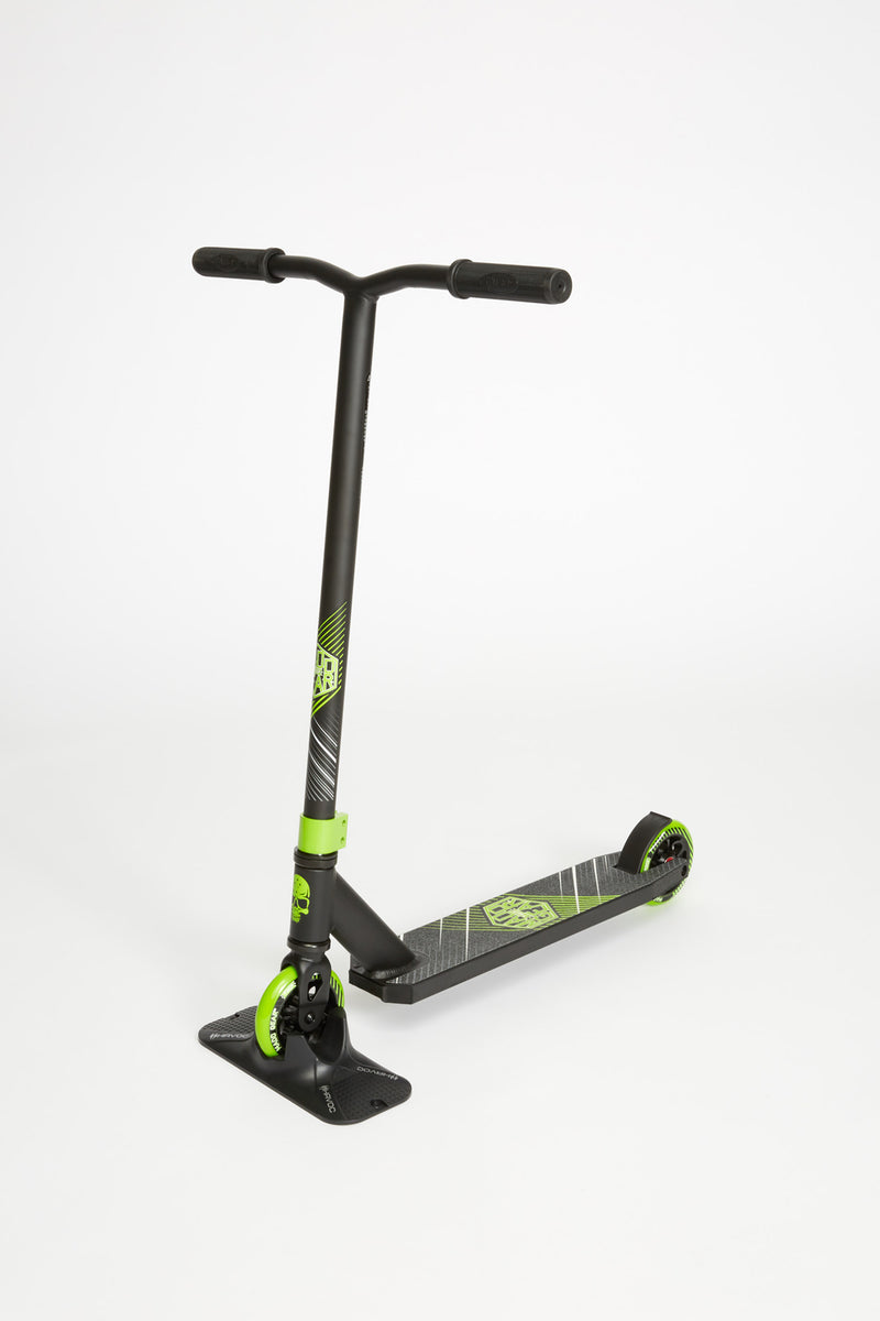 Madd Gear Kick Extreme Green Scooter
